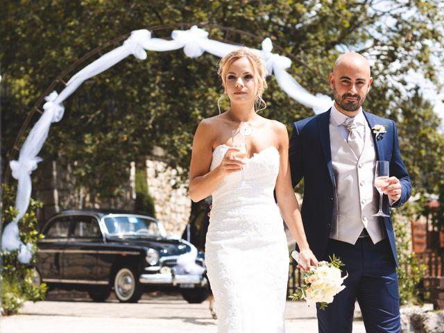 Il matrimonio di Marco e Valentina a Guarcino, Frosinone 30