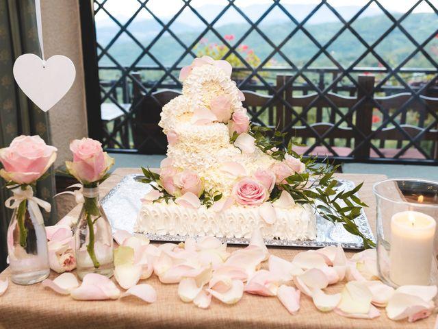 Il matrimonio di Marco e Valentina a Guarcino, Frosinone 32