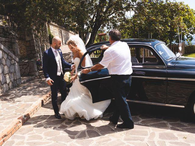 Il matrimonio di Marco e Valentina a Guarcino, Frosinone 35