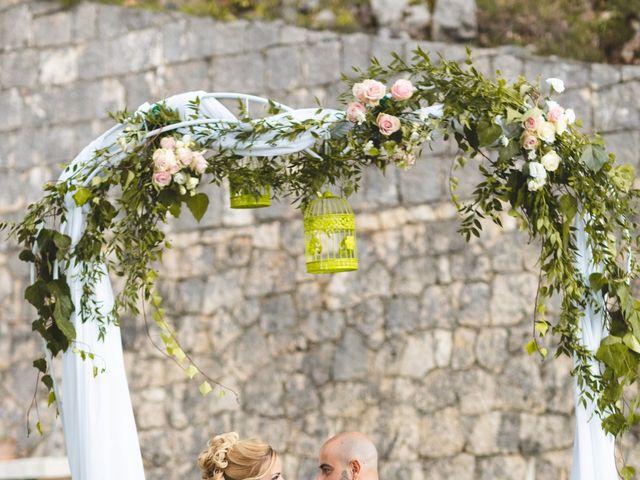 Il matrimonio di Marco e Valentina a Guarcino, Frosinone 37