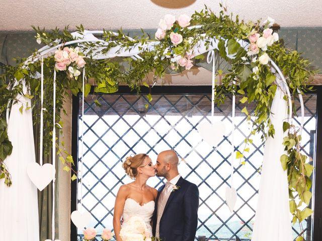 Il matrimonio di Marco e Valentina a Guarcino, Frosinone 38