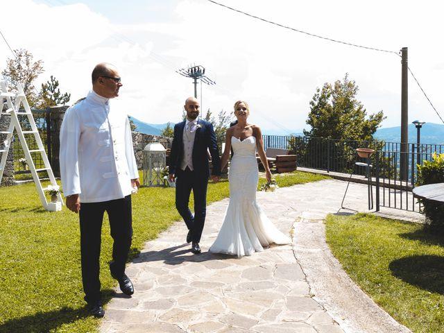 Il matrimonio di Marco e Valentina a Guarcino, Frosinone 39