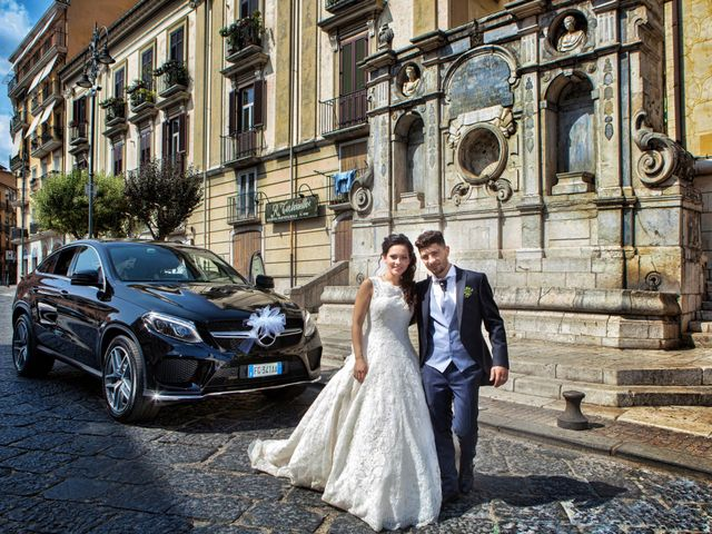Il matrimonio di Ciro e Maria Carmen a Pietradefusi, Avellino 8