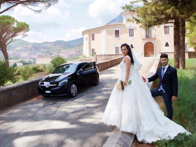 Il matrimonio di Ciro e Maria Carmen a Pietradefusi, Avellino 1