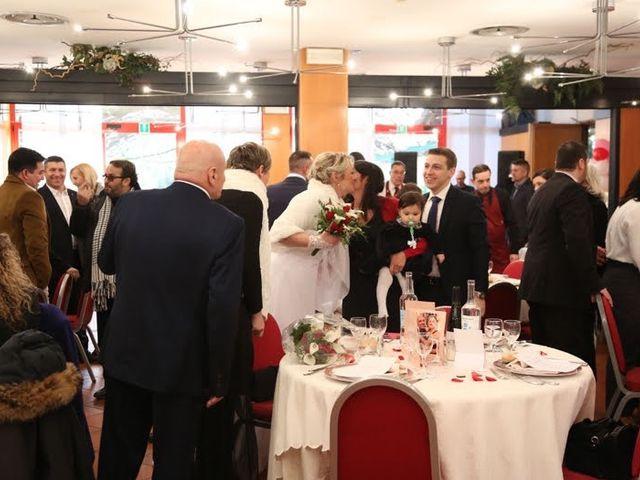 Il matrimonio di Gianni e Rosa a Rho, Milano 83