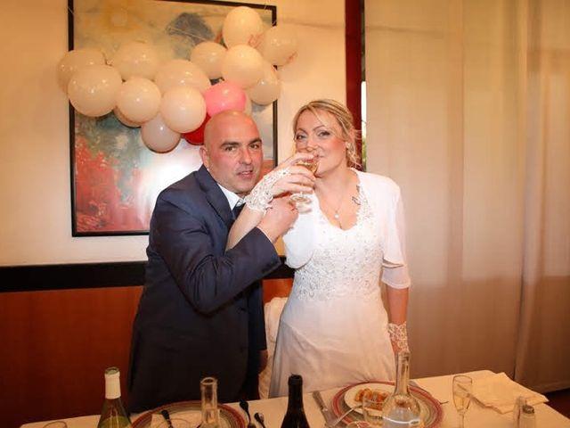 Il matrimonio di Gianni e Rosa a Rho, Milano 97