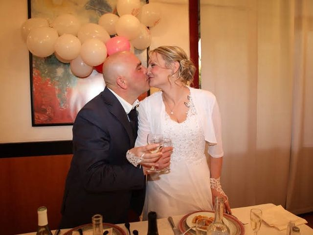 Il matrimonio di Gianni e Rosa a Rho, Milano 98
