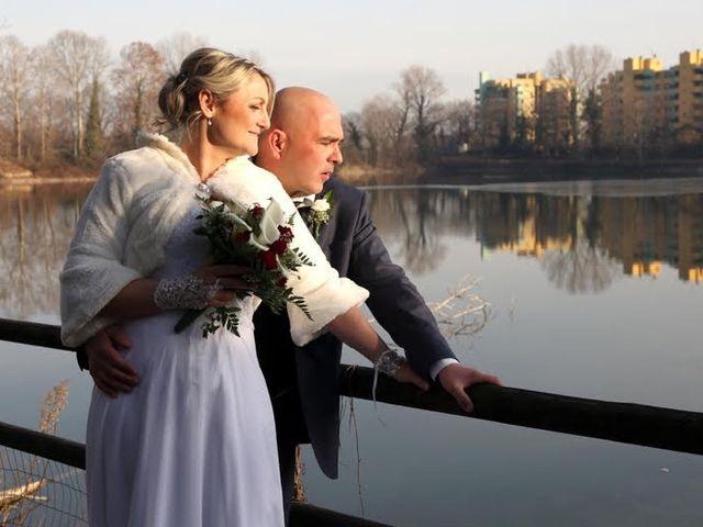 Il matrimonio di Gianni e Rosa a Rho, Milano 138