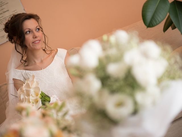 Il matrimonio di Nicola e Simona a Rosignano Monferrato, Alessandria 7