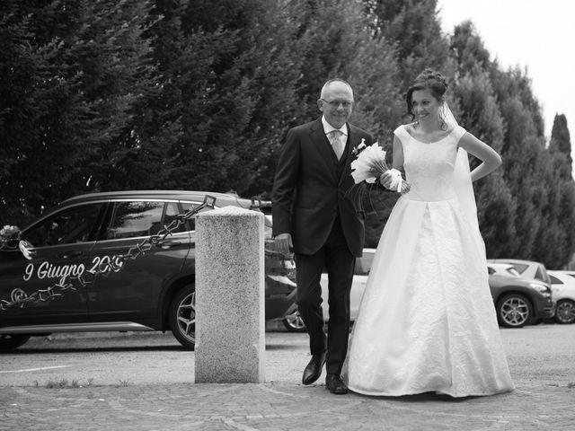 Il matrimonio di Nicola e Simona a Rosignano Monferrato, Alessandria 9