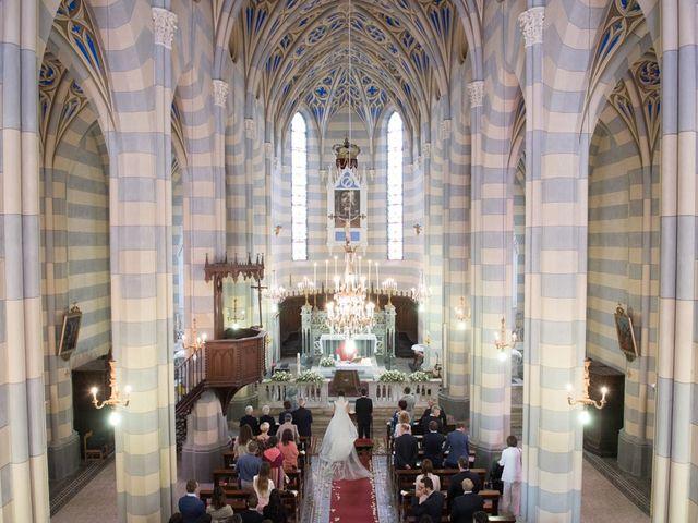 Il matrimonio di Nicola e Simona a Rosignano Monferrato, Alessandria 11