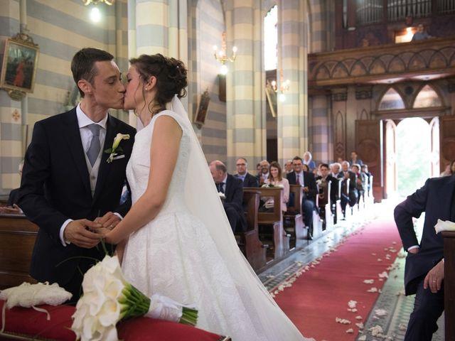 Il matrimonio di Nicola e Simona a Rosignano Monferrato, Alessandria 13