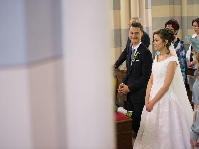 Il matrimonio di Nicola e Simona a Rosignano Monferrato, Alessandria 16