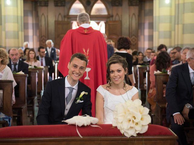 Il matrimonio di Nicola e Simona a Rosignano Monferrato, Alessandria 17