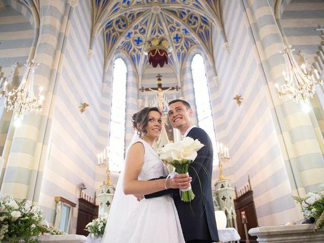 Il matrimonio di Nicola e Simona a Rosignano Monferrato, Alessandria 18
