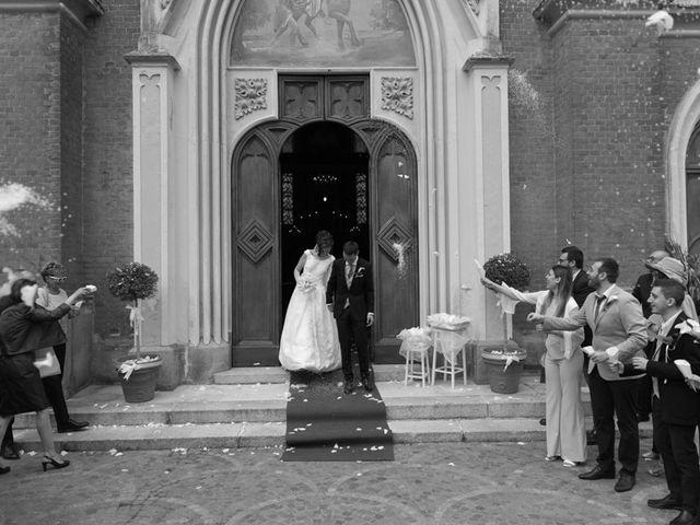 Il matrimonio di Nicola e Simona a Rosignano Monferrato, Alessandria 19