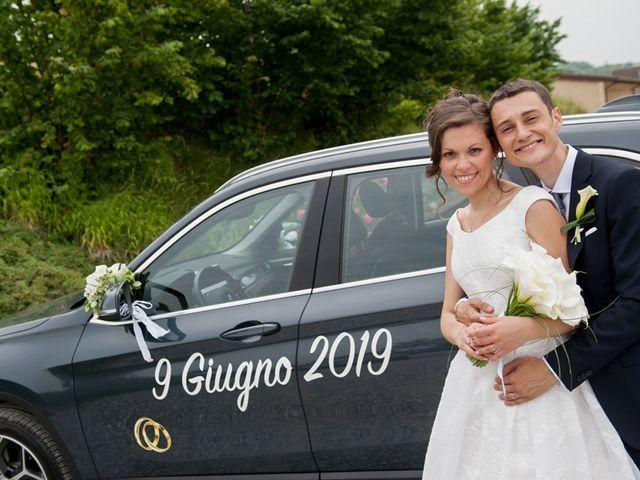 Il matrimonio di Nicola e Simona a Rosignano Monferrato, Alessandria 20