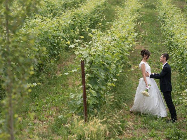 Il matrimonio di Nicola e Simona a Rosignano Monferrato, Alessandria 21