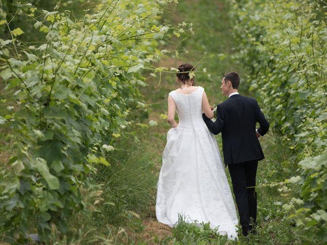 Il matrimonio di Nicola e Simona a Rosignano Monferrato, Alessandria 22