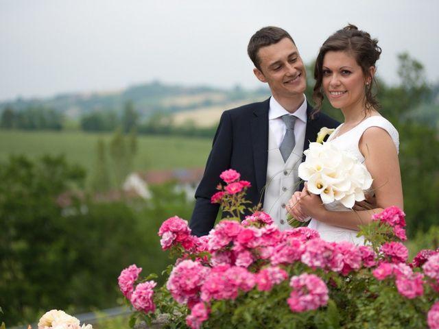 Il matrimonio di Nicola e Simona a Rosignano Monferrato, Alessandria 24