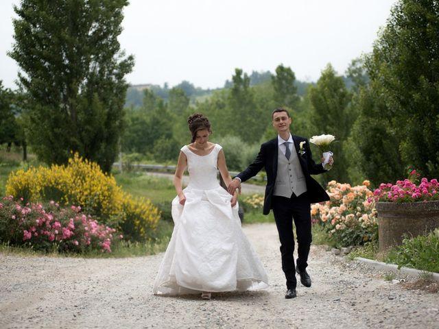 Il matrimonio di Nicola e Simona a Rosignano Monferrato, Alessandria 27