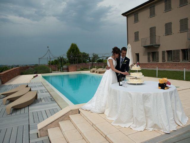 Il matrimonio di Nicola e Simona a Rosignano Monferrato, Alessandria 29
