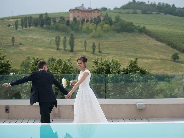 Il matrimonio di Nicola e Simona a Rosignano Monferrato, Alessandria 30