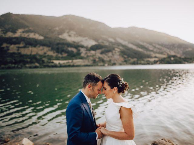 Il matrimonio di Roberto e Mariasole a Scanno, L'Aquila 1