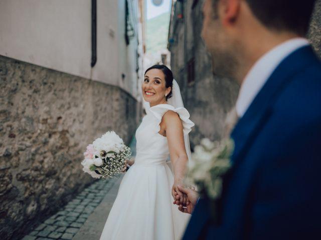 Il matrimonio di Roberto e Mariasole a Scanno, L'Aquila 4