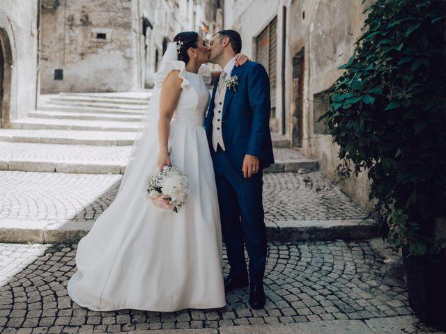 Il matrimonio di Roberto e Mariasole a Scanno, L'Aquila 31