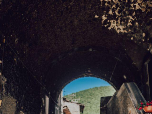 Il matrimonio di Roberto e Mariasole a Scanno, L'Aquila 35