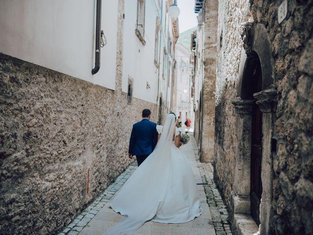 Il matrimonio di Roberto e Mariasole a Scanno, L'Aquila 37