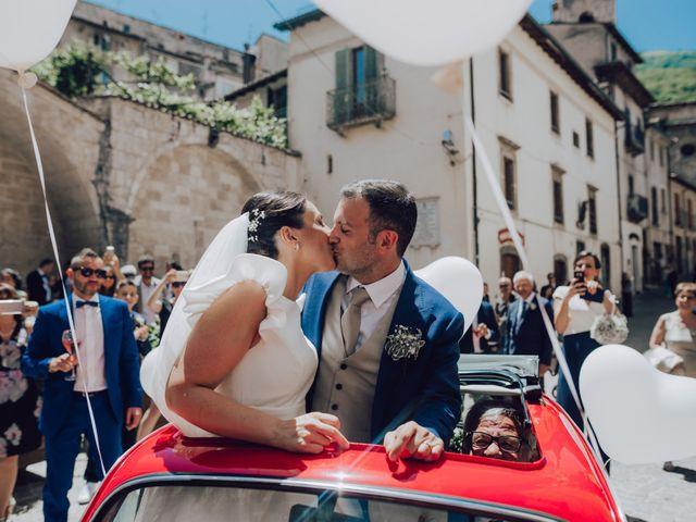 Il matrimonio di Roberto e Mariasole a Scanno, L'Aquila 39