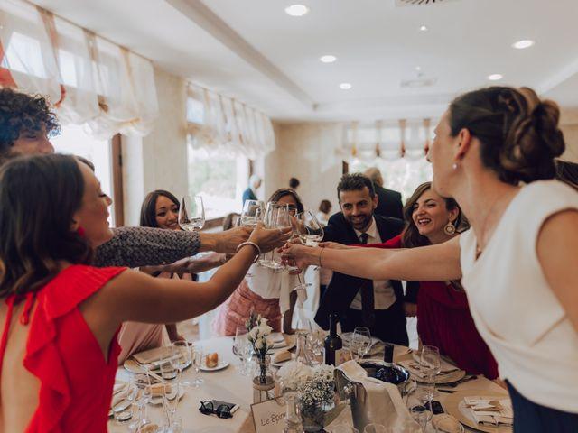 Il matrimonio di Roberto e Mariasole a Scanno, L'Aquila 43