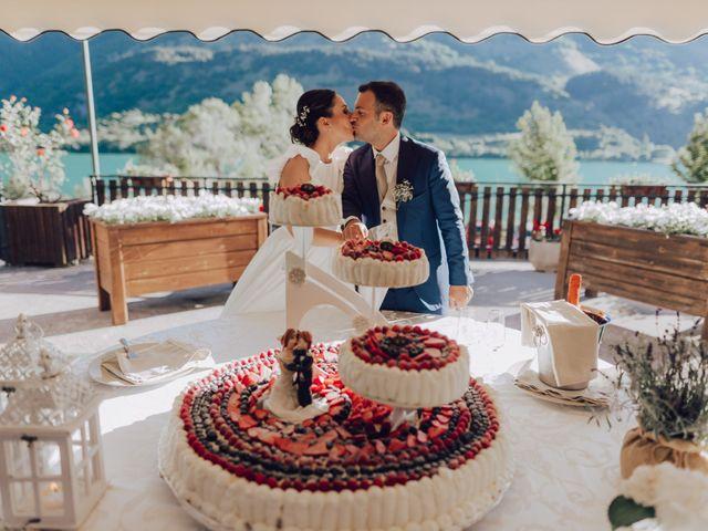 Il matrimonio di Roberto e Mariasole a Scanno, L'Aquila 47