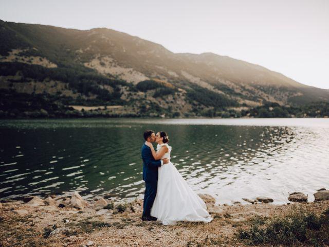 Il matrimonio di Roberto e Mariasole a Scanno, L'Aquila 49