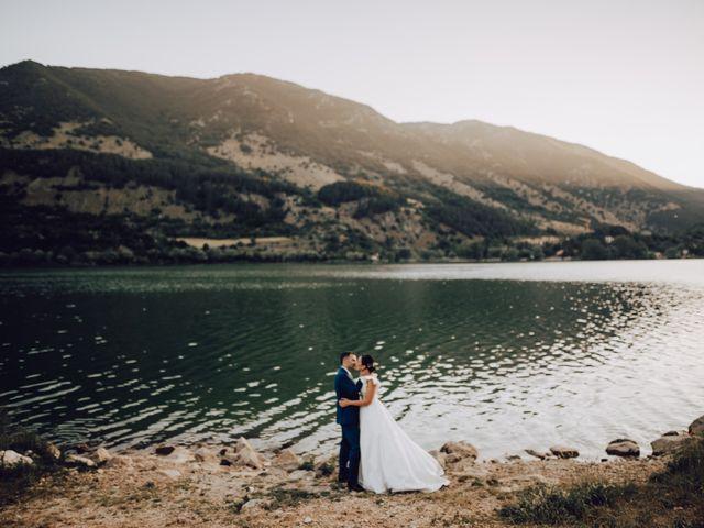 Il matrimonio di Roberto e Mariasole a Scanno, L'Aquila 50
