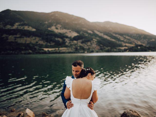 Il matrimonio di Roberto e Mariasole a Scanno, L'Aquila 52