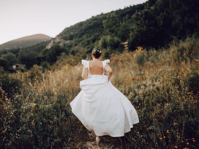 Il matrimonio di Roberto e Mariasole a Scanno, L'Aquila 55