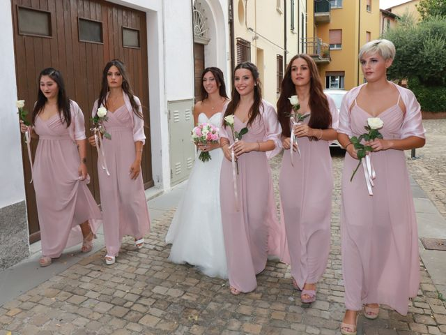 Il matrimonio di Sabrina e Simone a Ravenna, Ravenna 26