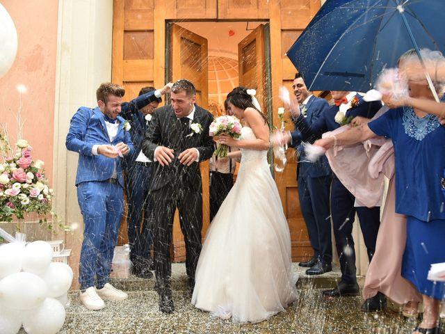 Il matrimonio di Sabrina e Simone a Ravenna, Ravenna 50