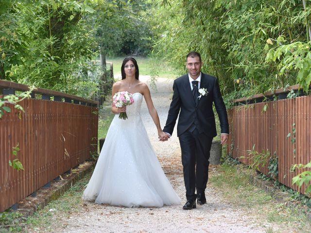 Le nozze di Simone e Sabrina