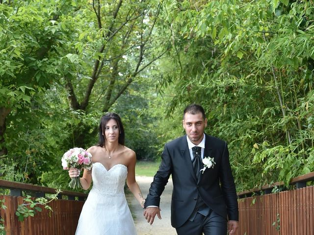 Il matrimonio di Sabrina e Simone a Ravenna, Ravenna 61