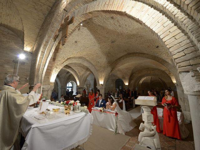 Il matrimonio di Simona e Guido a Chieti, Chieti 11