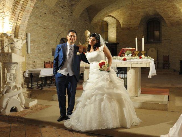 Il matrimonio di Simona e Guido a Chieti, Chieti 14