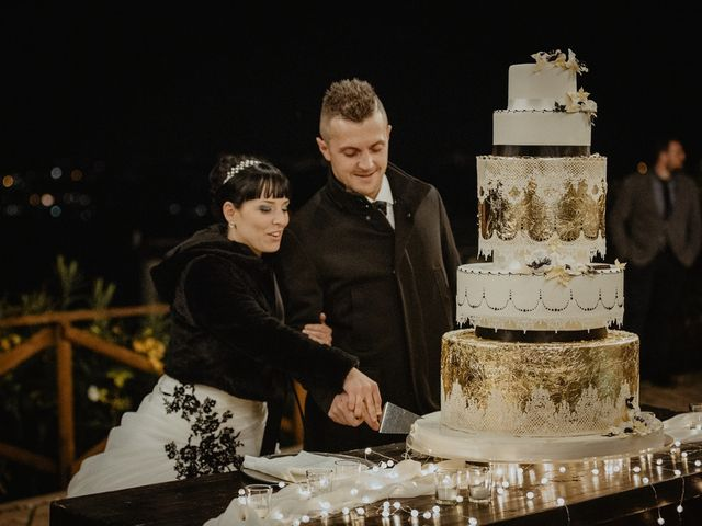 Il matrimonio di Silvia e Stefano a San Severino Marche, Macerata 87