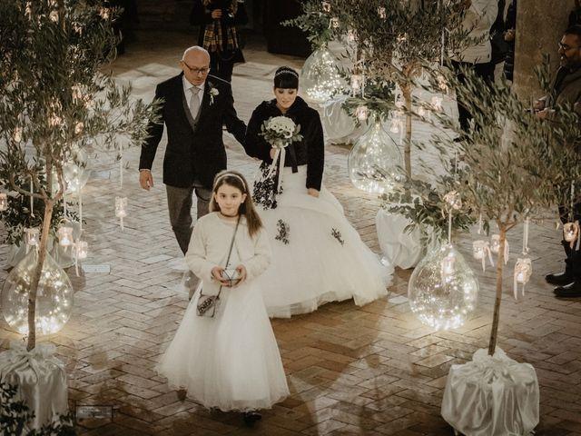 Il matrimonio di Silvia e Stefano a San Severino Marche, Macerata 45
