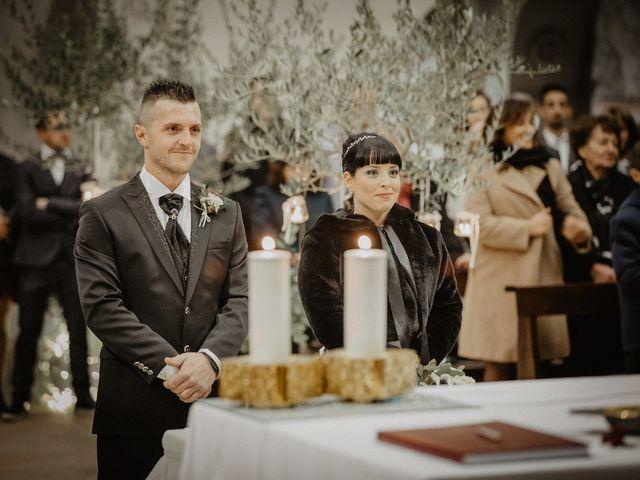 Il matrimonio di Silvia e Stefano a San Severino Marche, Macerata 46