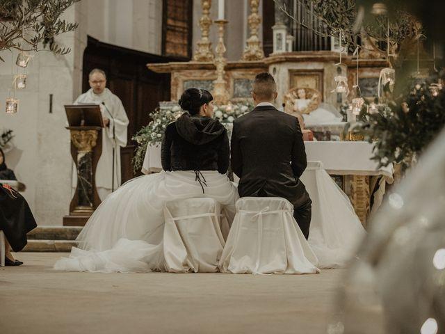 Il matrimonio di Silvia e Stefano a San Severino Marche, Macerata 47