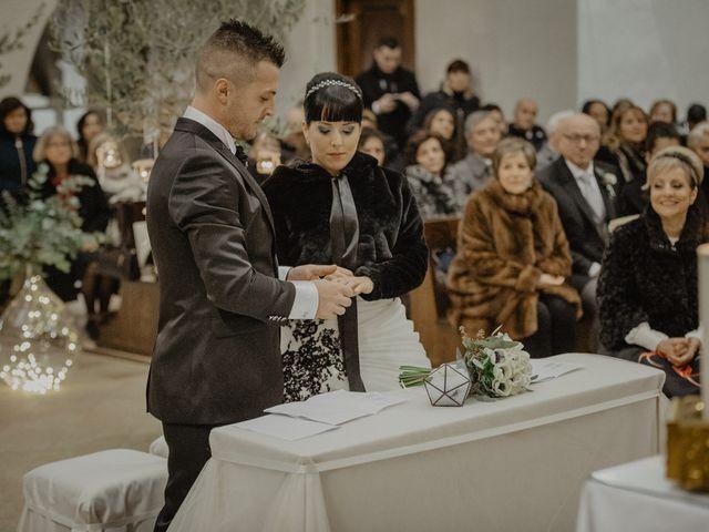 Il matrimonio di Silvia e Stefano a San Severino Marche, Macerata 49